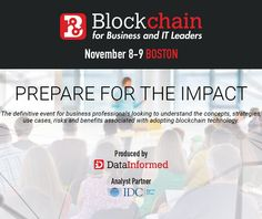 PR: Wellesley Information Services and International Data Corporation Release Agenda for November Blockchain Conference Content Crypto News 110 countries Bill Fearnley IDC International Data Corporation Media Press release Research Technology Wellesley Information Services WIS Worldwide Blockchain Strategies