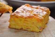 Checul aperitiv cu morcovi, dovlecel si sunca este o reteta culinara minunata, delicioasa, ce poate fi servita ca si aperitiv la orice petrecere.