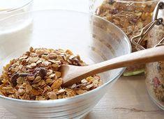 最近ハマっている手作りグラノーラのレシピをご紹介。グレインフリーな朝食で健康づくりはいかがでしょう。