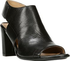 Women's+Naturalizer+Zahn+Sandal+-+Black+Capri+Nappa+Leather+with+FREE+Shipping+&+Exchanges.+The+Zahn+Sandal…