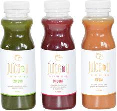 Products | Juice to U