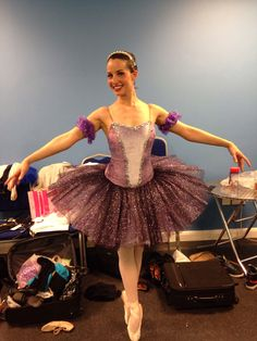 Our very own sugarplum fairy tutus! Bowdon School of Ballet.