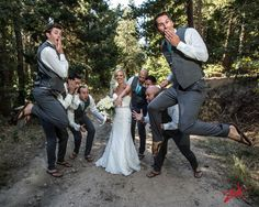Oooolala, that ring...cutest groomsmen photo ever at Hidden Creek.  Photo by Zook Photography