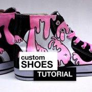 DYI shoes design