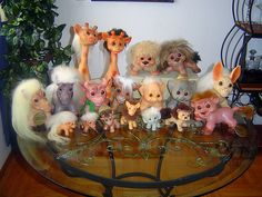 Dam Brand Troll Dolls & Animals