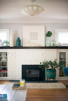 Take a tour of this eclectic Milwaukee home that balances minimalism and bohemian | west elm