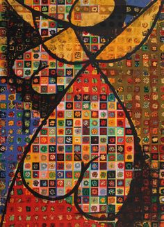 Victor Vasarely - Folklore