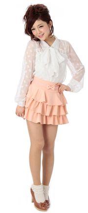 Liz Lisa 2013 Vol. Girly Outfits, Cute Outfits, Popteen, Gyaru Fashion, Pretty Asian Girl, Liz Lisa, Lovely Legs, Pretty And Cute, Japanese Fashion