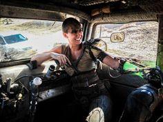 Stunt Goddess Dayna Grant Was the 'Mad Max: Fury Road' Secret Weapon: