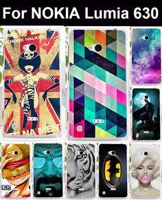 Купить товарЧехол Lumia 630 635, своими руками мобильный телефон защитный чехол жёсткая задняя часть кожи раковина для в категории Сумки и чехлы для телефоновна AliExpress.        Добро пожаловать!                          Лучшие продажи DIY мобильного телефона з
