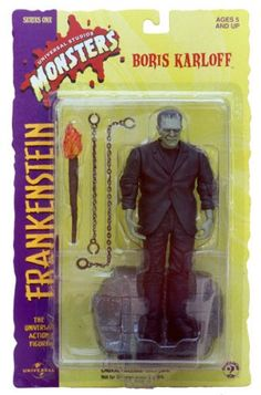 By 1998 Sideshow Toys were releasing a line of spectacular figures that proudly boasted the likeness of the monsters screen counterparts, in favor of the early 90s bland, generic designs.