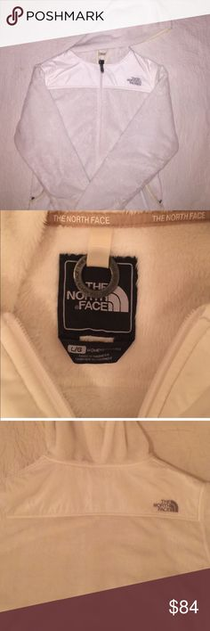 """Women's North Face Osito Jacket! Like new! Excellent condition! Worn less than 5xs! No marks/stains. Smoke and pet free home! Soft """"fuzzy"""" coat. Very cozy!!! Color is best depicted in first photo. North Face Jackets & Coats"""