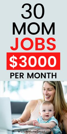 Online Jobs For Moms, Best Online Jobs, Stay At Home Mom, Work From Home Moms, Customer Service Jobs, Virtual Assistant Jobs, Legitimate Work From Home, Work From Home Opportunities, Home Jobs