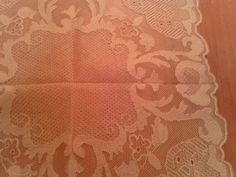 Mi pasion por los encajes y bordados