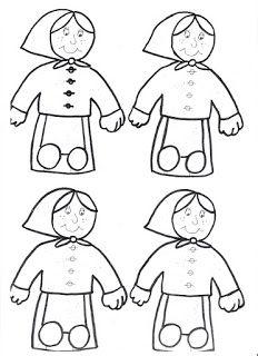 Els nostres moments a l'aula d'infantil: Manualidad de la Castañera