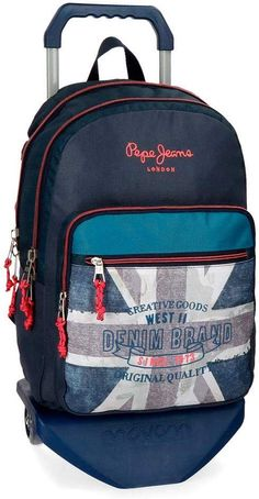 Backpacks, Denim, Bags, School Backpacks, Handbags, Backpack, Backpacker, Bag, Backpacking
