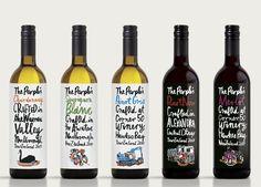 wine label inspiration - Cerca con Google
