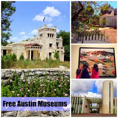 Free Fun in Austin: Visit Museums & Galleries in Austin for Free