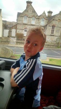 Darragh on his way to Croke Park Croke Park, Face, The Face, Faces, Facial
