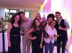 Michael & Jorge & Karol & Valentina & Ruggero