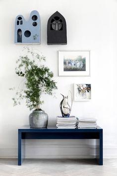 La fabulosa casa danesa de un diseñador de interiores
