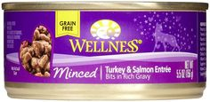 Wellcat Wellness Cat Entree Minced Turkey/Salmon 24/5.5oz => See this great image  : Cat food