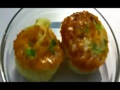 How to make an Omelette in an Airfryer - YouTube