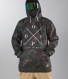 Buy Yeti Snowboard Jacket from Dope at Ridestore.com - Always free shipping, free returns and 30 days money back guarantee