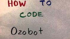 Genius Hour: Coding Ozobot