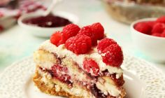 Tiramisu always manages to wow a crowd, and now it can do so in raspberry hues, too. This time, the Italian favorite has been adapted to pie form, given a graham cracker crust, and dressed up with fresh raspberries and a powdered sugar finish. This Raspberry Tiramisu Pie looks likeGet the Recipe