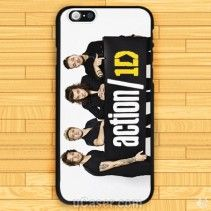 Action New One Direction iPhone Cases Case