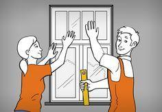 Fenstereinbau Anleitung