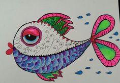 Hand Drawn by Teresa Stokley