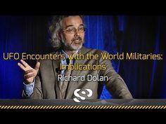 Richard Dolan at the Secret Space Program Conference, 2014 San Mateo -Posted to You Tube March 2015 Richard Dolan, Paranormal, Aliens And Ufos, Ancient Aliens, Kids Sandbox, Nasa Lies, Secret Space Program, Programming, The Secret