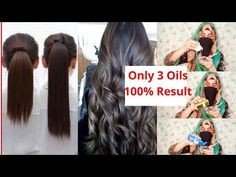 Secrete Hair Oil Therapy to Grow Thick Long Hair Faster - Baldness Treatment / hair care #MahaVakar