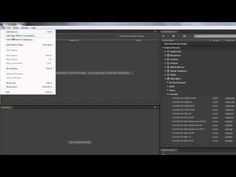 ▶ AE Basics 59: Export 5 - Media Encoder ONE - YouTube After Effects, Adobe, Youtube, Cob Loaf, Youtubers, Youtube Movies
