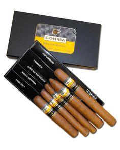 Cohiba Selection Reserva - Gift Box - 5 Cigars