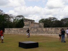 Vestigios de la civilización Maya