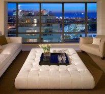 Moderne Wohnzimmer zu gestalten will jeder können, was aber nicht immer möglich ist. Man braucht Inspiration, Finanzen und auch die Gelegenheit zu haben.