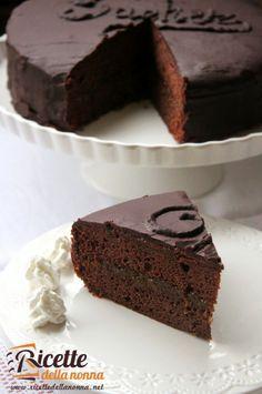 Cosi si fa la vera torta Sacher