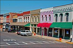 Rogers Main Street