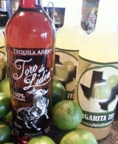 Toro De Lidia Anejo Tequila Review | Margarita Texas Tequila Reviews, Dr Pepper Can, Beverages, Drinks, Margarita, Salsa, Texas, Jar, Canning