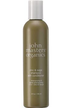JOHN MASTERS ORGANICS - Zinc & Sage Shampoo with Conditioner - Birchbox