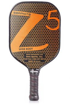 Onix Z5 Widebody Graphite Pickleball Paddle