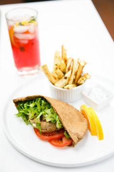 Episode 3: Chef Richard's Mediterranean Turkey Burgers
