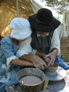 Living History to Learn Survival Skills