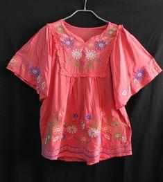 Women Blouse Maternity T-shirt Shirt Ladies Top Tunic Dress Caftan Kaftan Embroidered Ladies on Etsy, $29.90