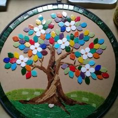 Mosaic Tile Art, Mosaic Glass, Fused Glass, Mosaics, Mosaic Madness, Stone Art, Clay Art, Diy And Crafts, Cactus