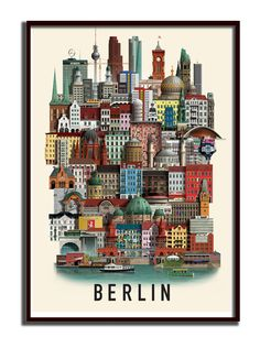 Berlin on Digital Art Served