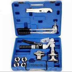 280.50$  Buy here - http://alidr9.worldwells.pw/go.php?t=32762726117 - SD-1632AZ hydraulic pressure slip tensioning tool pressure pipe expanding tool crimping pliers plumbing 16-32mm 280.50$